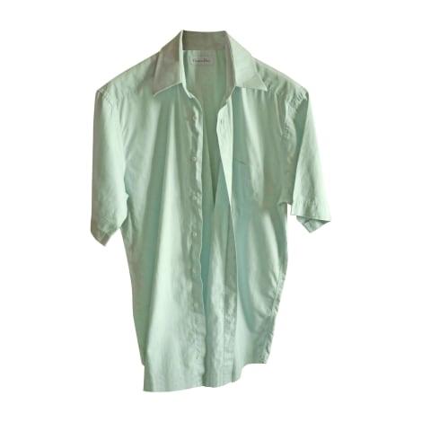 Short-sleeved Shirt DIOR Green