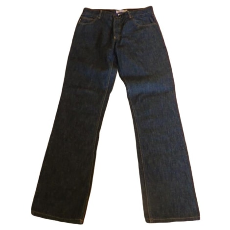 Jeans droit ARMANI EXCHANGE Bleu, bleu marine, bleu turquoise
