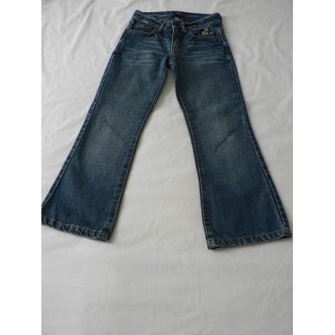 Pantalon EL NIÑO Bleu, bleu marine, bleu turquoise