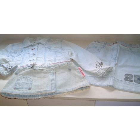 Anzug, Set für Kinder, kurz DKNY Blau, marineblau, türkisblau