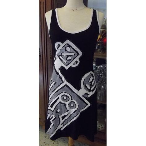 Robe tunique DESIGUAL Noir
