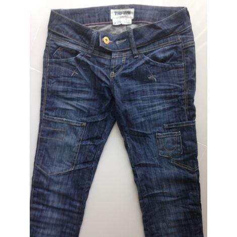 Jeans droit ZARA jean