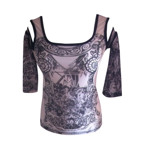Top, tee-shirt SAVE THE QUEEN Multicouleur