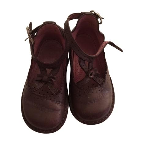 Chaussures à boucle JACADI Violet, mauve, lavande