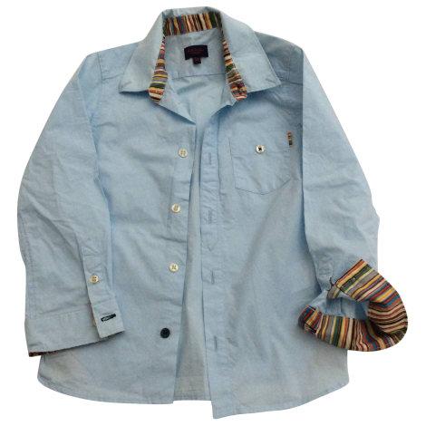 Chemise PAUL SMITH Bleu, bleu marine, bleu turquoise