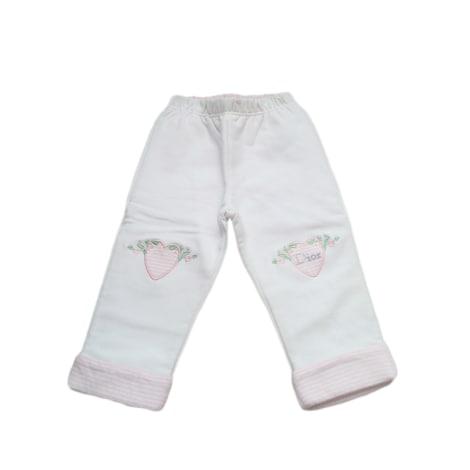 Pants BABY DIOR Pink, fuchsia, light pink