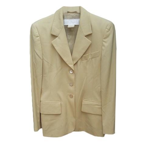 Blazer, veste tailleur ESCADA Jaune