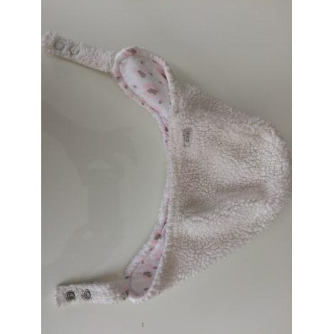 Bonnet IKKS Blanc, blanc cassé, écru