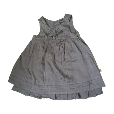 Robe JEAN BOURGET Marron