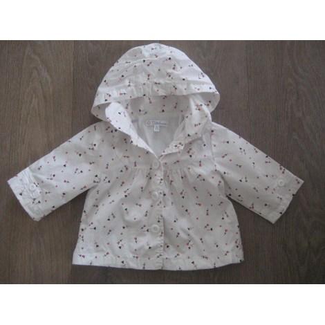 Manteau KITCHOUN Blanc, blanc cassé, écru