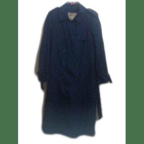 Imperméable, trench PEEKABOO VINTAGE Bleu, bleu marine, bleu turquoise