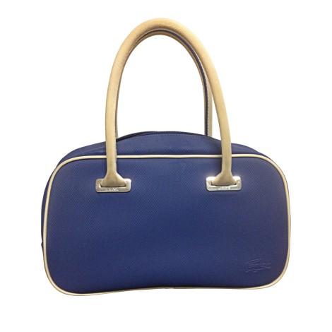 Sacoche LACOSTE Bleu, bleu marine, bleu turquoise