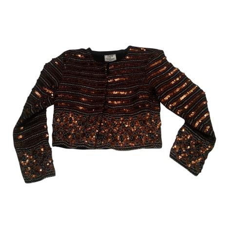 Blazer, veste tailleur ZADIG & VOLTAIRE Doré, bronze, cuivre