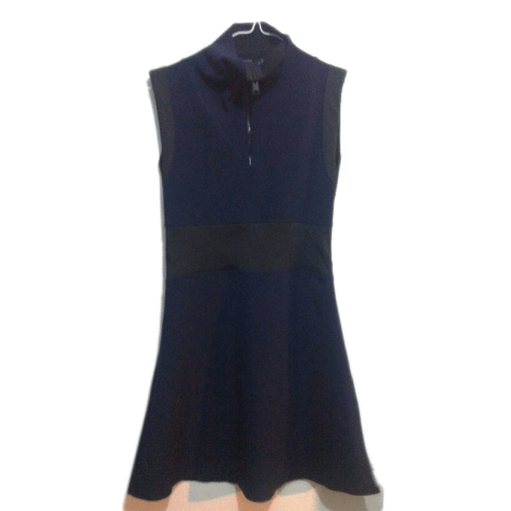 Robe courte ZARA Bleu, bleu marine, bleu turquoise