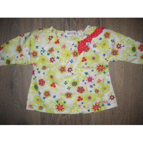 Blouse, Short-sleeved Shirt LA COMPAGNIE DES PETITS Green