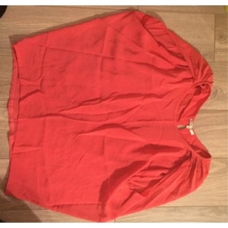 Top, tee-shirt MAJE Orange