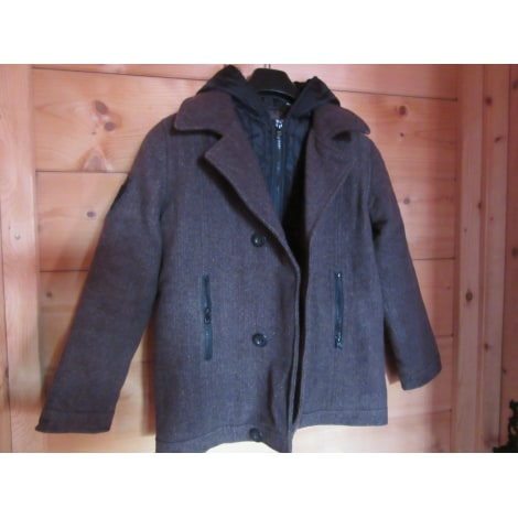 Manteau LA REDOUTE Marron