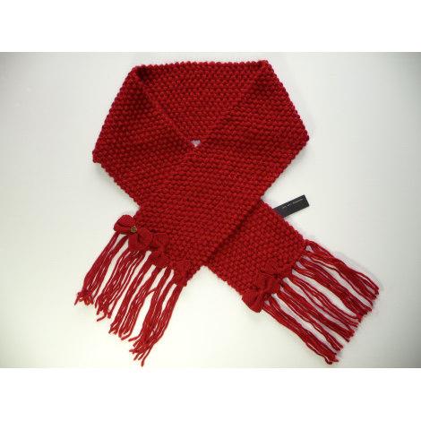 Schals IKKS Rot, bordeauxrot