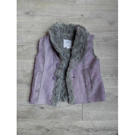Gilet, cardigan LISA ROSE Violet, mauve, lavande