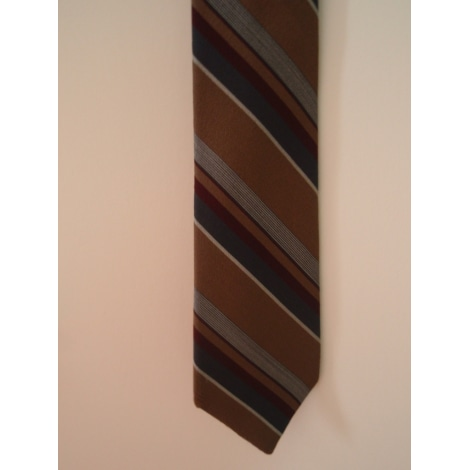Cravate JEAN PATOU Multicouleur