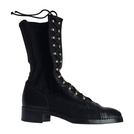 Bottines & low boots à talons WALTER STEIGER Noir