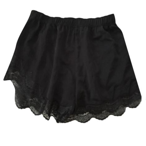 Short SANDRO Noir