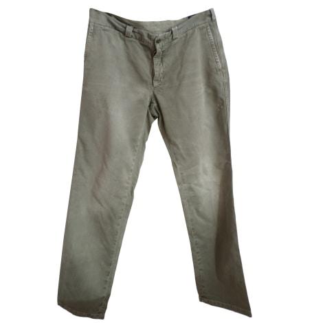 Pantalon droit RALPH LAUREN Kaki