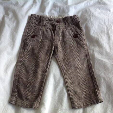 Pantalon ZARA Carreaux taupe beige et marron glacė
