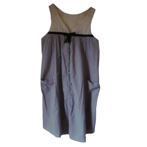 Robe tunique BY ZOE Gris, anthracite