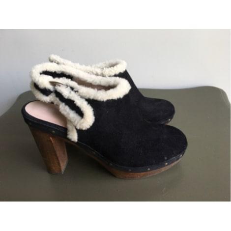High Heel Ankle Boots GERARD DAREL Black