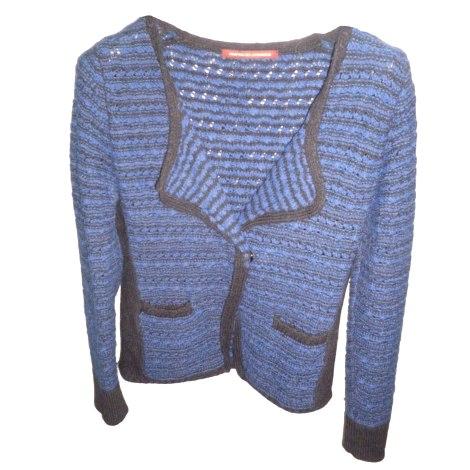 Veste COMPTOIR DES COTONNIERS Bleu, bleu marine, bleu turquoise