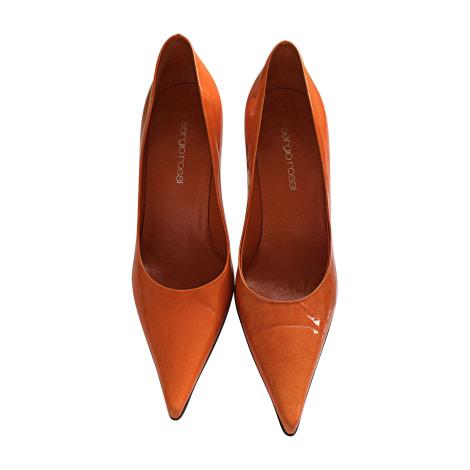 Escarpins SERGIO ROSSI Orange