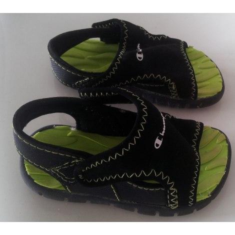 Sandals CHAMPION Black