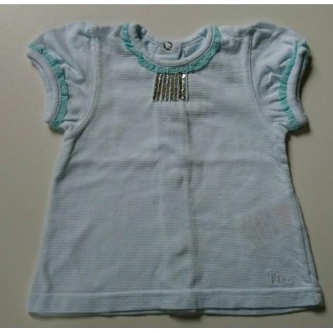 Top, tee shirt BABY DIOR Vert