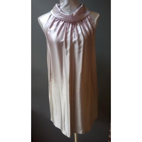 Robe tunique SINÉQUANONE Argenté, acier