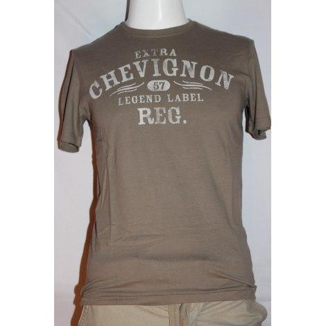 T-shirt CHEVIGNON WOOD