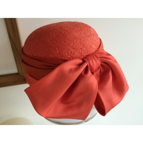 Chapeau OLIVIER CHANAN Orange