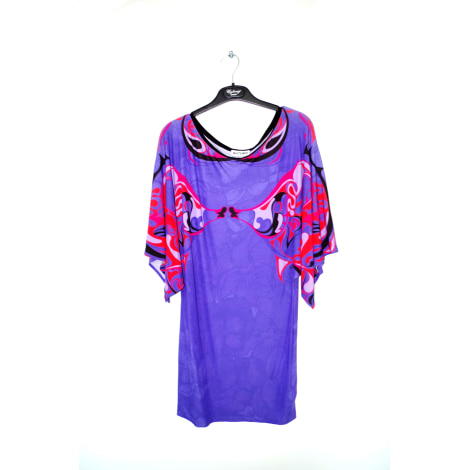 Robe tunique WHO'S WHO Violet, mauve, lavande