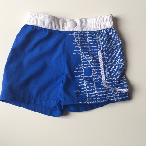 Shorts BABY DIOR Blue, navy, turquoise