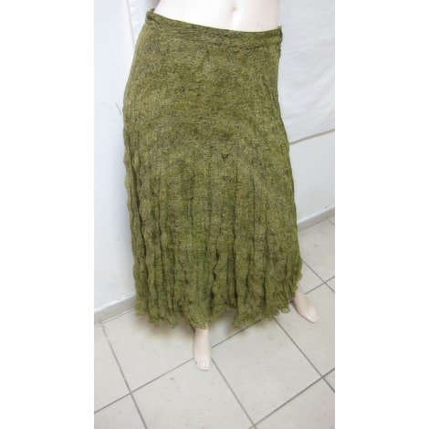 Jupe longue BLEU BLANC ROUGE Vert