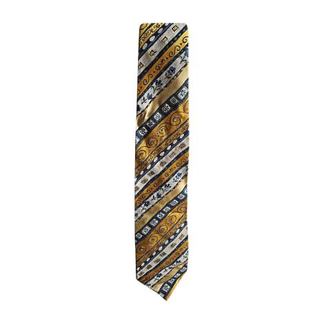 Cravate KENZO Jaune