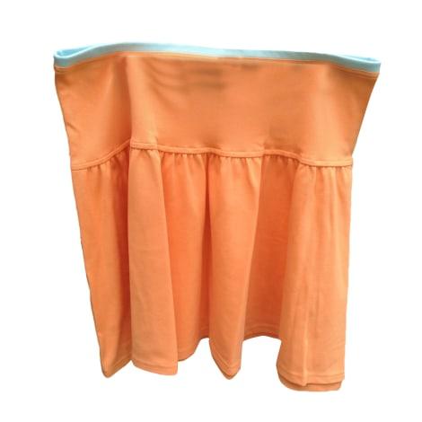 Jupe courte LACOSTE Orange