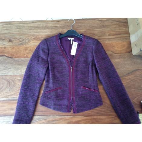 Blazer, veste tailleur ALAIN MANOUKIAN Violet, mauve, lavande