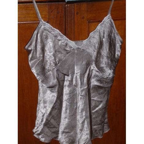 Top, tee-shirt CULTURE VINTAGE Doré, bronze, cuivre