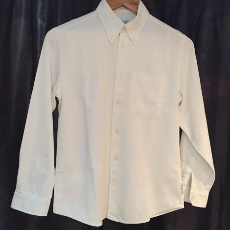 Chemise ARMANI Blanc, blanc cassé, écru