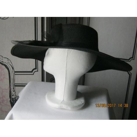 Chapeau de mariage INCONNU Noir