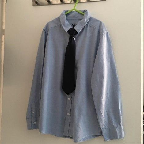 Chemise KIABI Bleu, bleu marine, bleu turquoise