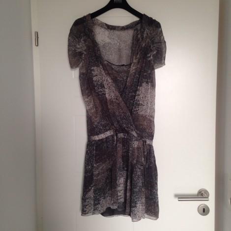 Robe courte JOSEPH Gris, anthracite