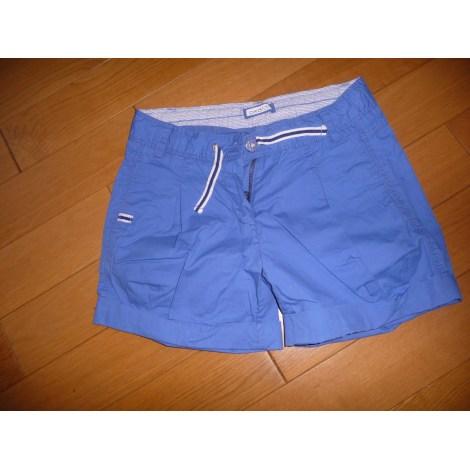 Short OKAÏDI Bleu, bleu marine, bleu turquoise