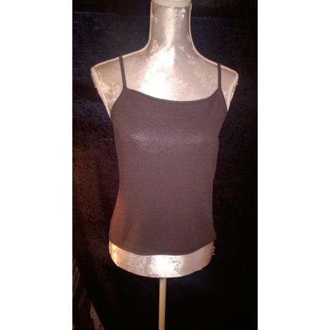 Top, tee-shirt SARAH PACINI Marron